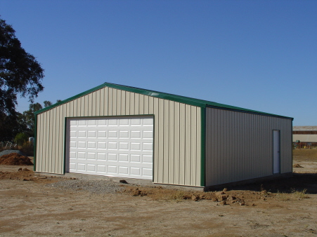 Gold coast steel buildings photo gallery for 30x30 pole building